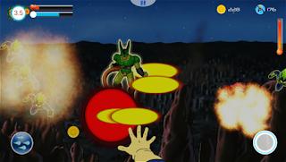 Dragon Z Saiyan Blast War v1.4.1 Mod APK