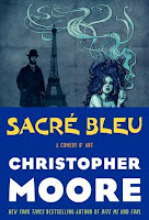 Cover of Sacre Bleu by Christopher Moore