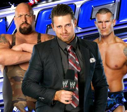    WWE SmackDown 17/5/2013 youtube      