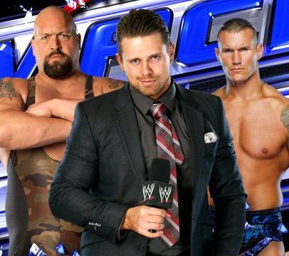 مشاهدة عرض مصارعة WWE SmackDown 17/5/2013 youtube مترجم يوتيوب كامل مباشرة اون لاين