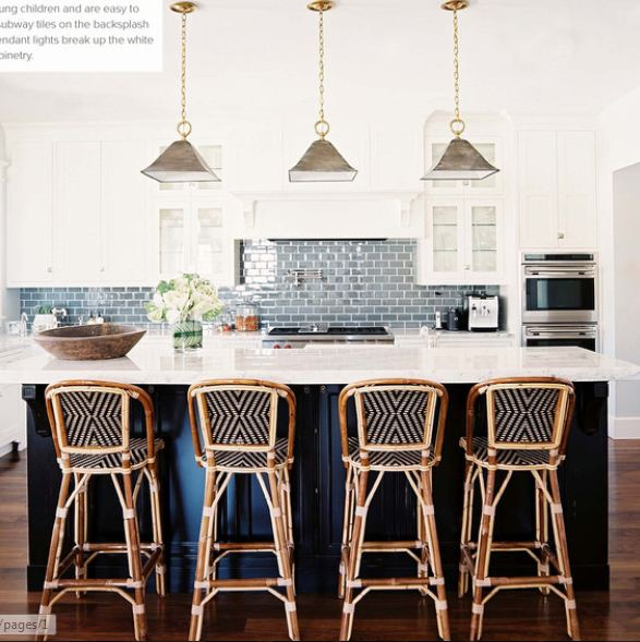 Copy Cat Chic: Serena and Lily Riviera Counter Stool