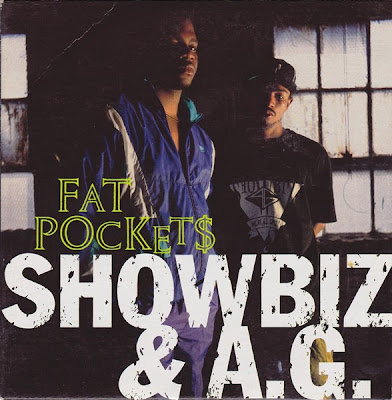 Showbiz & A.G. – Fat Pockets (CDS) (1992) (320 kbps)