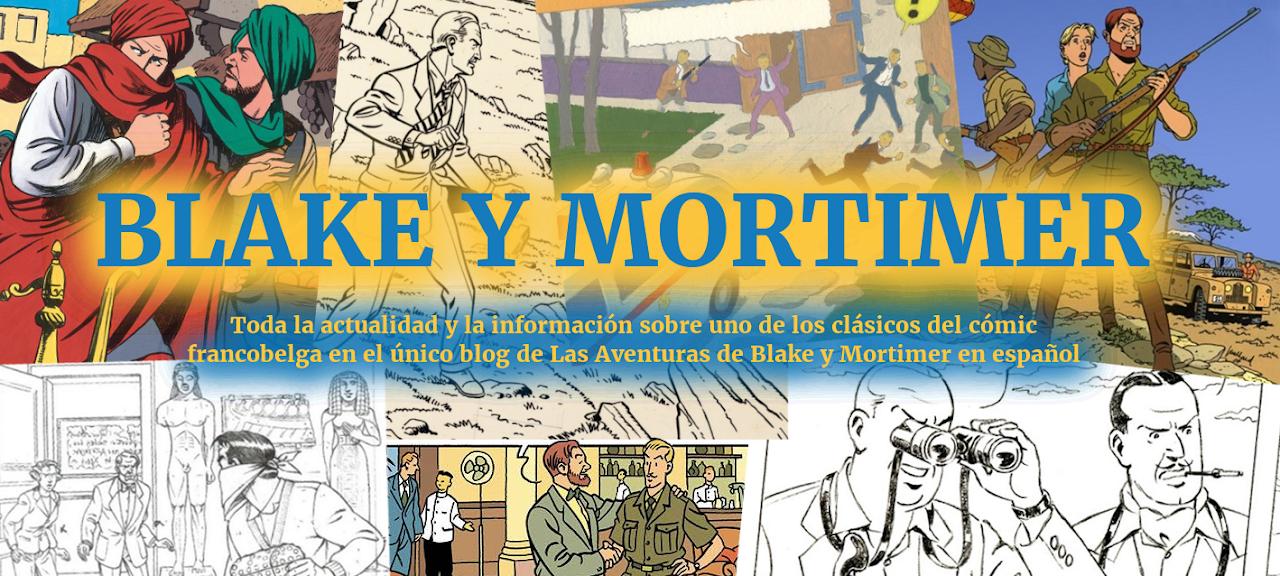 Blake y Mortimer
