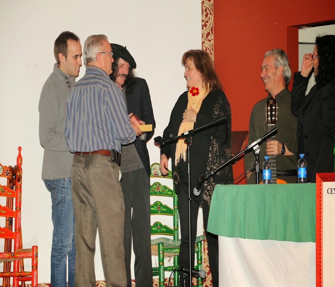 PRESENTACIÓN EN VITORIA EL 15-11-2014,  DE DOS LIBROS