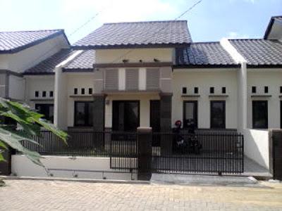rumah minimalis tampak depan on Rumah Minimalis Type 75, 3 Kamar Tidur - Rumah Minimalis di Taman ...