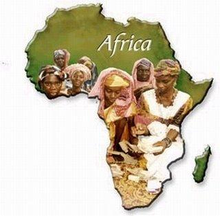 ÁFRICA - UM CONTINENTE E SUA HISTÓRIA