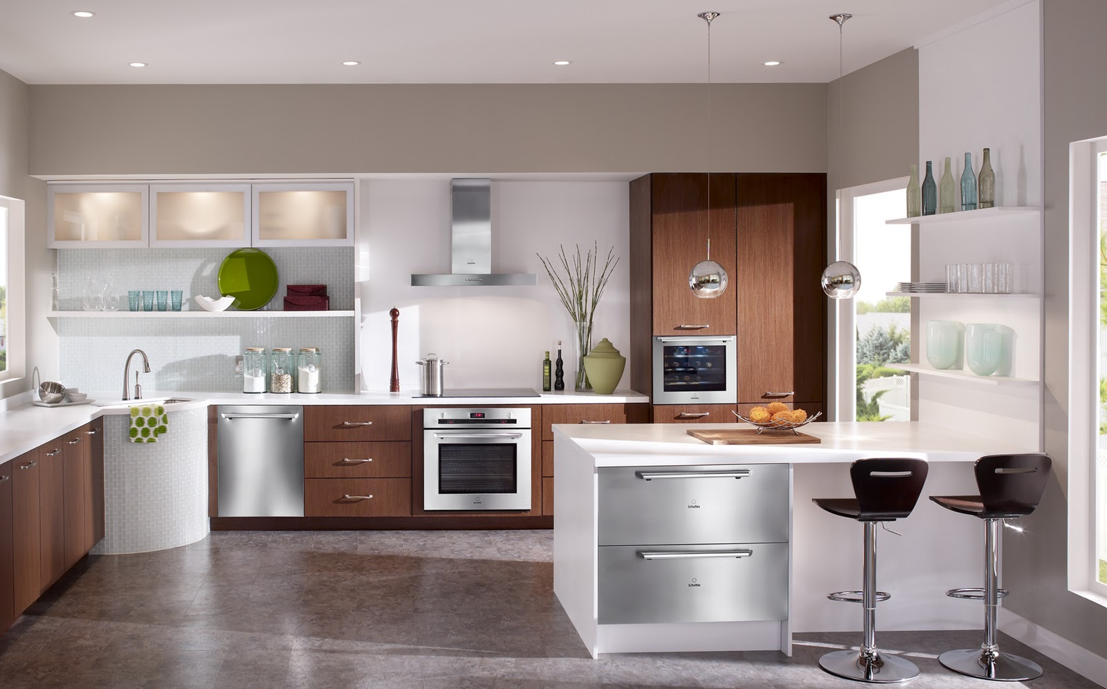 Kitchen Appliances Color Trends