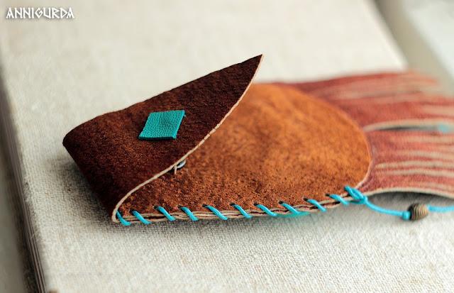 украшения, украшения для волос, косник, кожа, замша, бирюза, индейщина