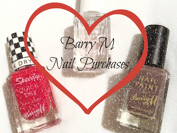 Barry M: Nail Purchases