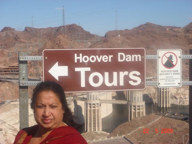 Hoover Dam Tour, USA