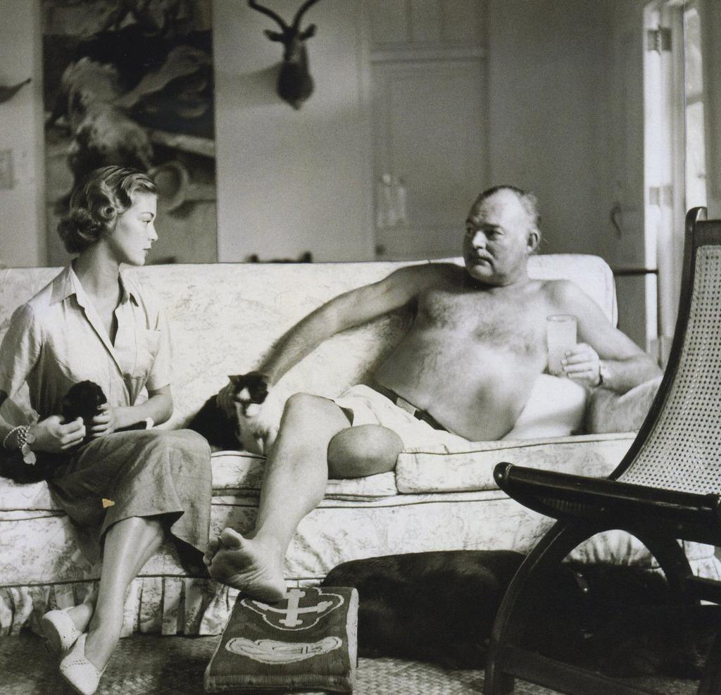 Stuff Nathan Likes Ernest Hemingway