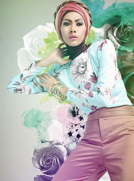 Style hijab fashion 2015 facebook