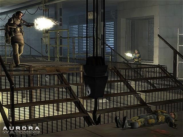 لعبة الاكشن والمهمات الخطيرة Aurora Watching كاملة حصريا تحميل مباشر Aurora+Watching+1