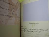 Imagen del interior del libro El recuerdo de su primer año