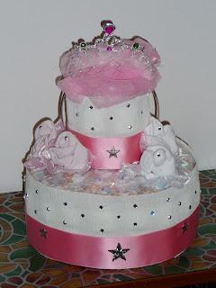 torta di pannolini, regalo neonato regali originali