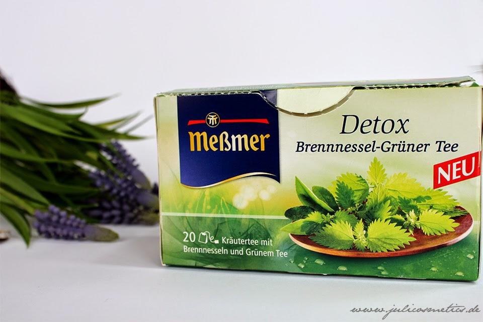Meßmer Detox Brennnessel-Gruener Tee