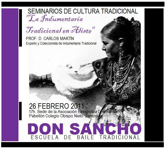 DON SANCHO. Difusión de la Cultura Tradicional de Zamora ... - photo#22