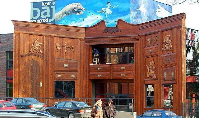 Baj Pomorski, teatr, Toruń