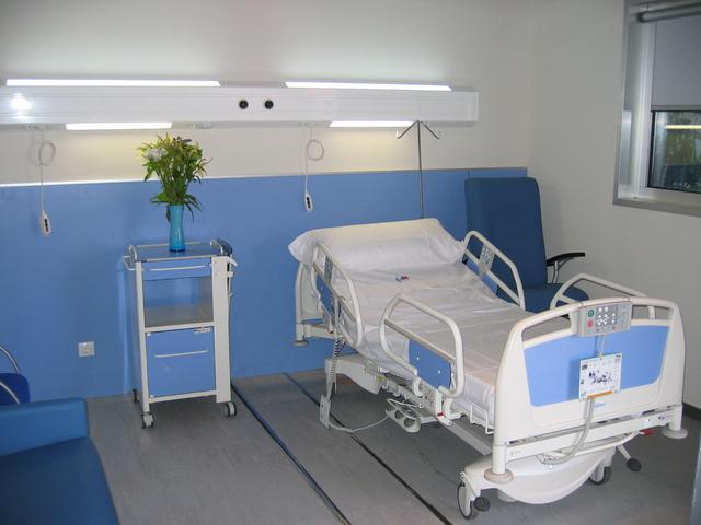 Tipos de camas hospitalarias apuntes auxiliar enfermeria for Cama quirurgica