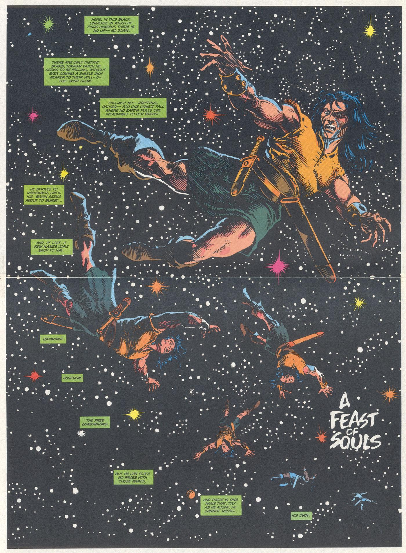 Conan the Barbarian (1970) Issue #272 #284 - English 3
