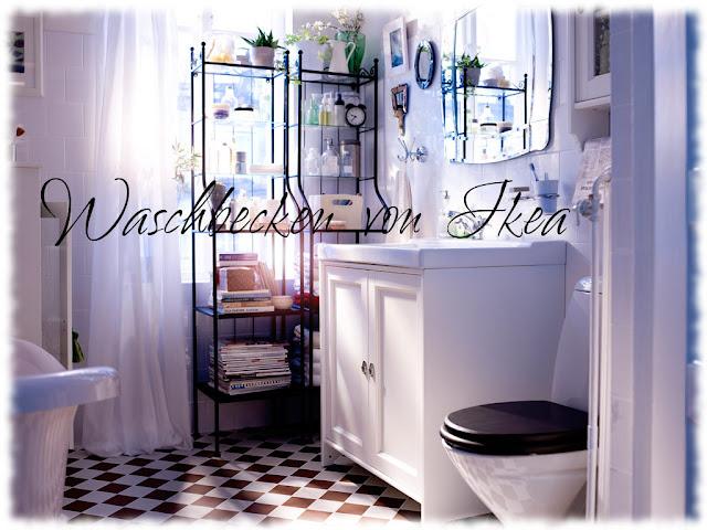 Badezimmer Vorschlage Ideen :   ikea  Badezimmer Ideen Mosaik Ikea Badmöbel Set von IKEA