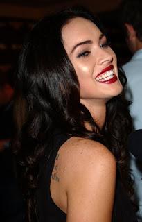 Dark Brunette Hairstyle Megan Fox Hairstyle