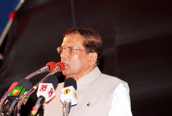 Maithripala Promises LTTE Will Not Revive Under His Govt
