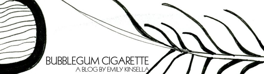 Bubblegum Cigarette