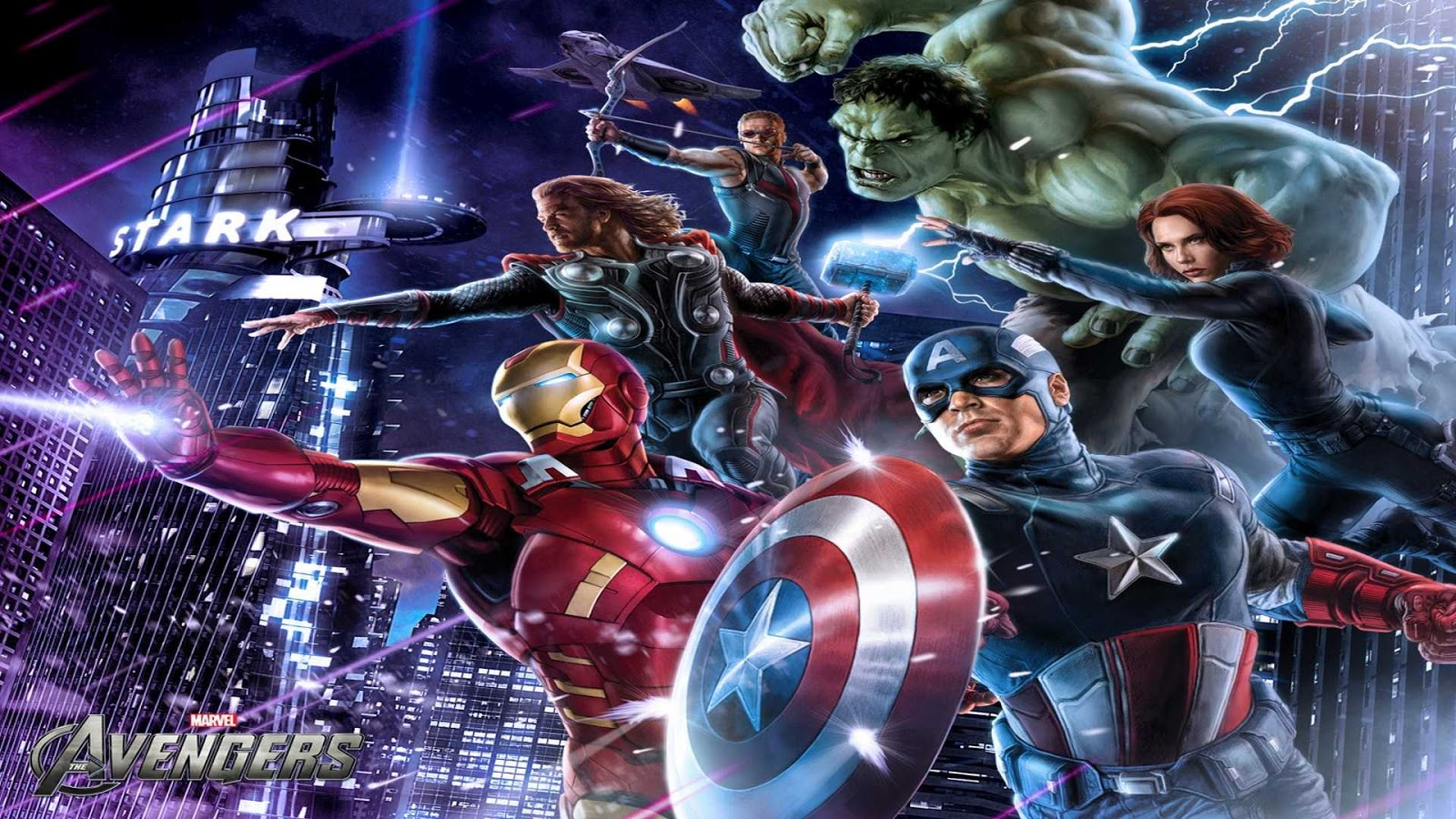 avengers wallpapers 11 - photo #1
