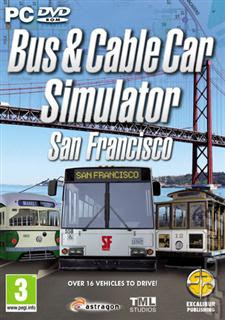 Bus and Cable Car Simulator San Francisco   PC