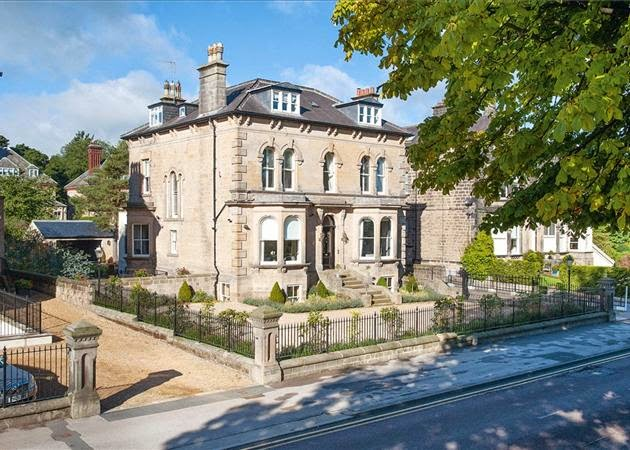Leeds Road, Harrogate, North Yorkshire HG2