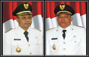 Bupati dan Wakil Bupati Maluku Tenggara