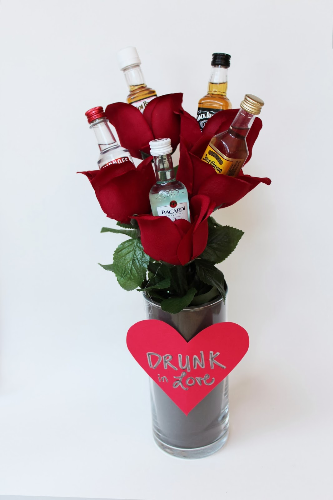 PARTYLISS DIY Alcohol Bouquet