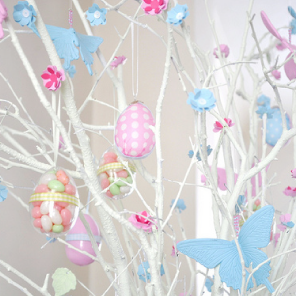 My Easter tree 2011 by Torie Jayne