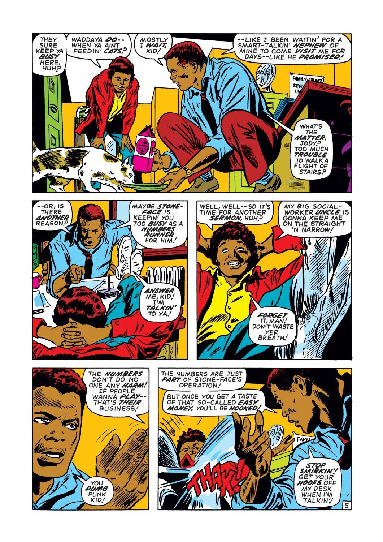 Captain America (1968) Issue #134 #48 - English 6