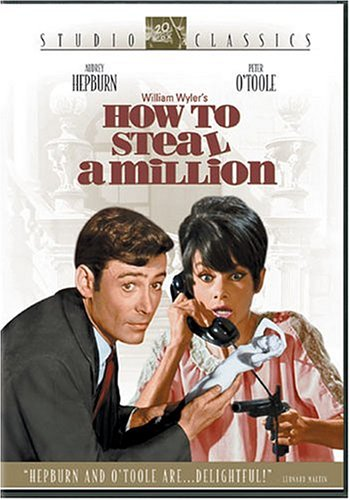 "Poster ""How to Steal a Million"""