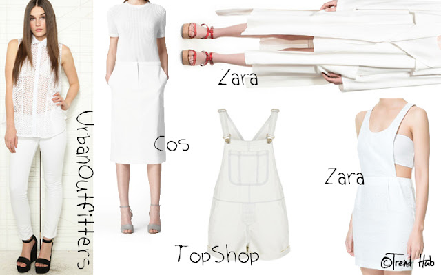 Tendenze 2013 - total white