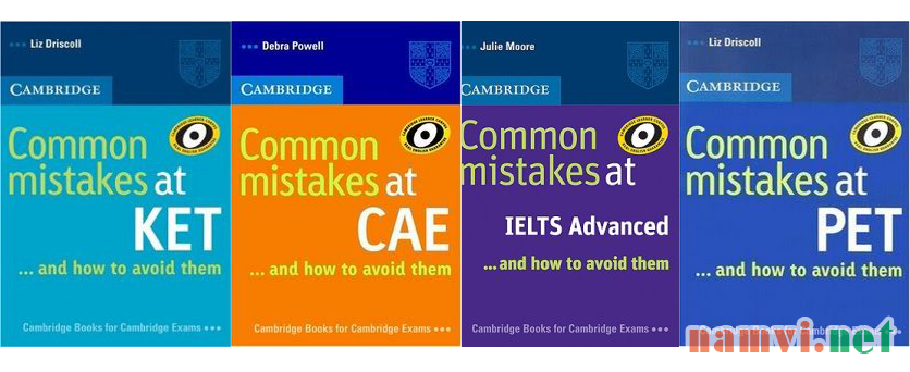 Cambridge ESOL Common Mistakes