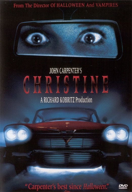 Christine, O Carro Assassino – Dublado