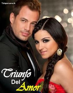 Capitulos De La Novela El Triunfo Del Amor Online