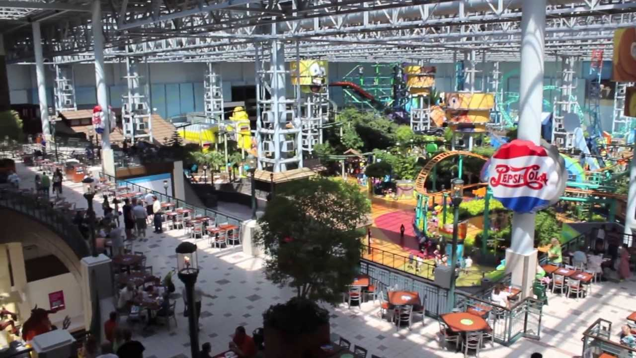 Best clothing stores in mall of america