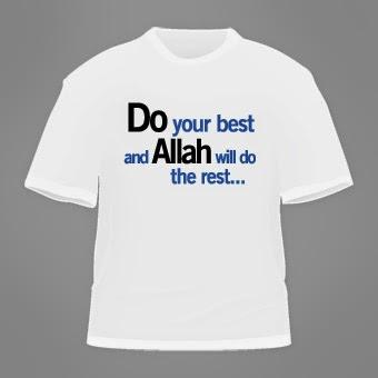 Kaos Muslim Surabaya