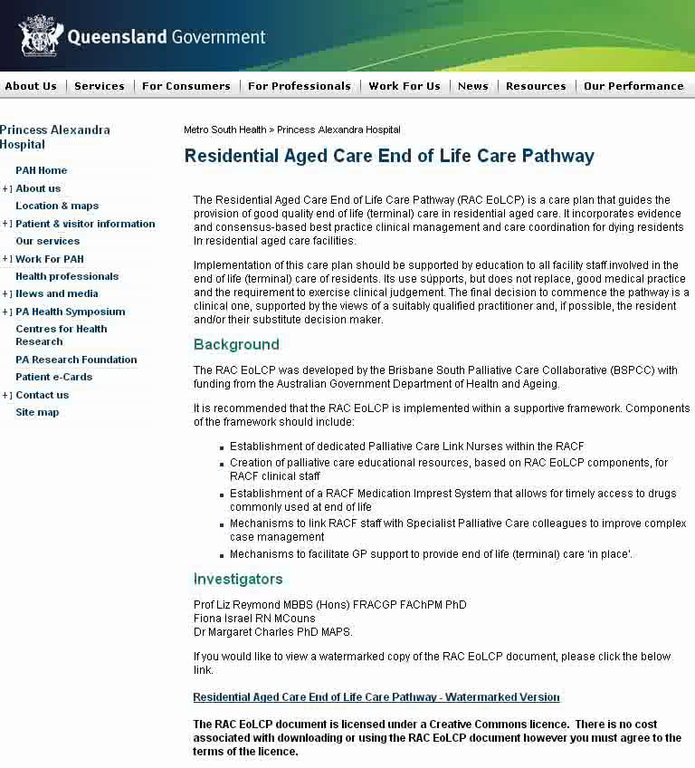 case studies in palliative and end of life care Involvement of a case manager in palliative care reduces hospitalisations at the end of life in cancer patients a mortality follow-back study in primary care.