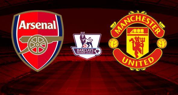 big match liga inggris: arsenal vs manchester united