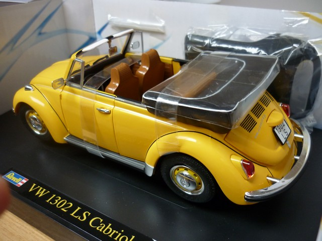 vw   toys   parts   models   for sale  VW 1302 LS CABRIOLET