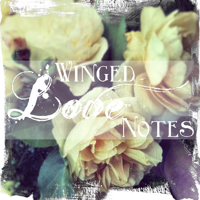 Winged Love Notes