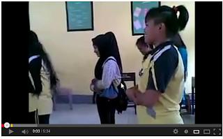 Video Kelakuan Oknum SMA 2 Toli Toli, Sholat Sambil Joget