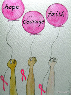 COURAGE | FAITH | CANCER