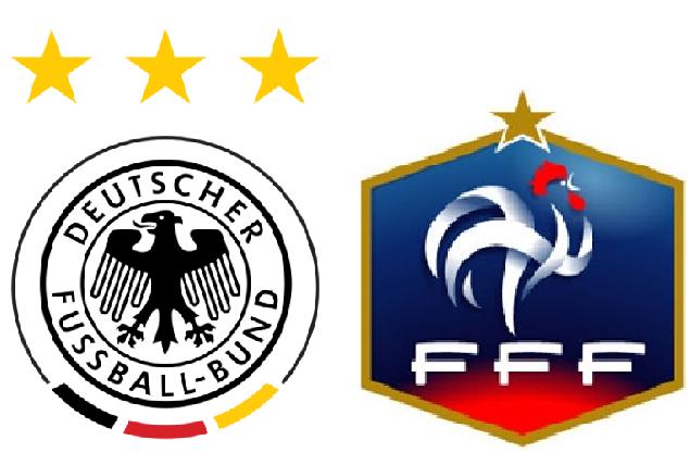 Antecedentes Alemania vs Francia cuartos de final Brasil 2014