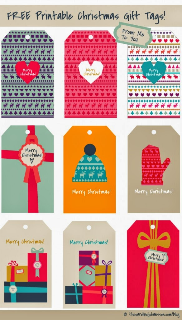 http://thecarolinejohansson.com/blog/2012/12/free-printable-gift-tags/